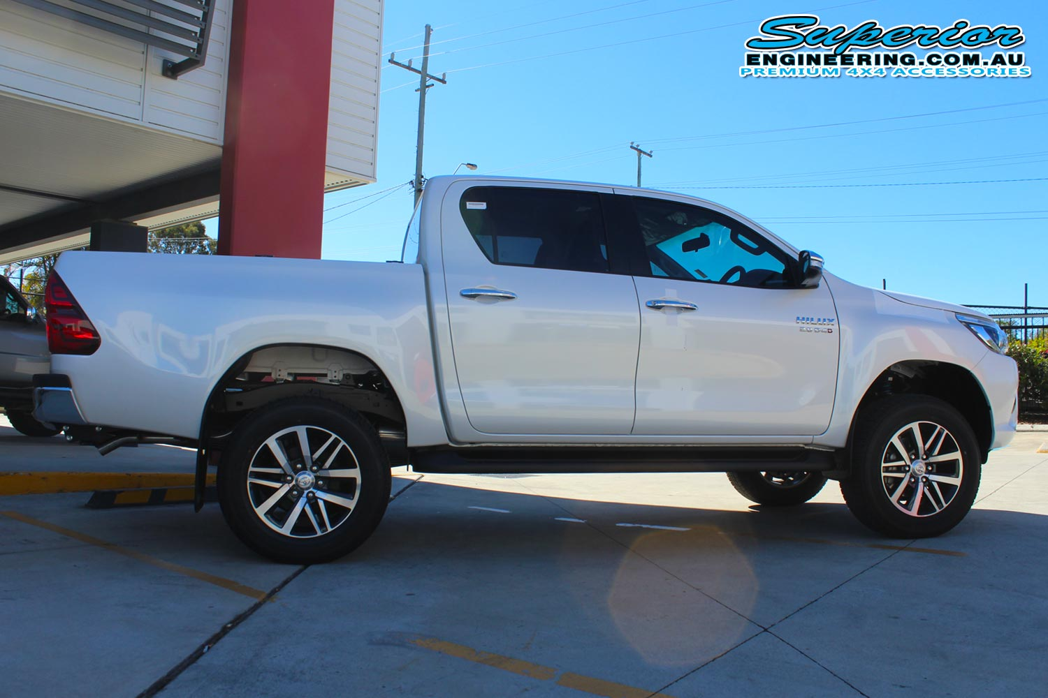 Colorado Springs Toyota >> Toyota Hilux Revo Dual Cab White 78815 | Superior Customer Vehicles