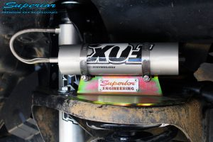 Fox 2.0 Performance Series Shock with Superior Reservoir Mounts